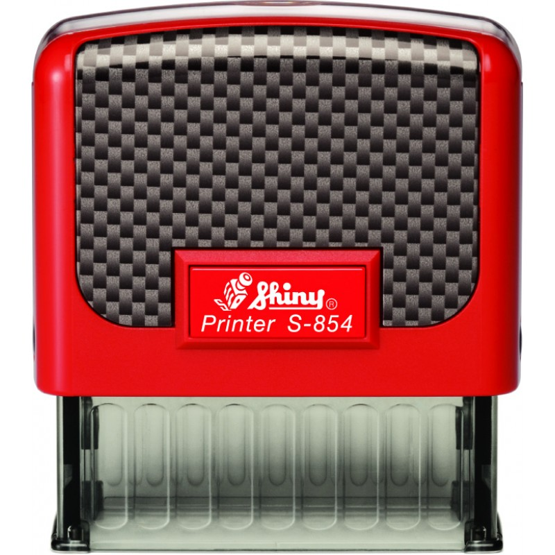 ΣΦΡΑΓΙΔΑ SHINY NEW PRINTER LINE S-854 58mm x 22mm