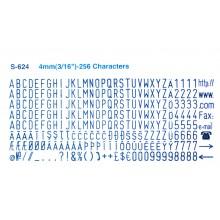 ΑΝΤΑΛΛΑΚΤΙΚΑ SHINY ΓΡΑΜΜ. ΛΑΤ. 4mm S-624