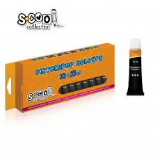 ΤΕΜΠΕΡΑ DIST. 16ML BLACK SC298 S-COOL
