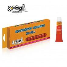 ΤΕΜΠΕΡΑ DIST. 16ML VERMILION RED SC300 S-COOL